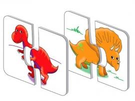 Match It - Dino's