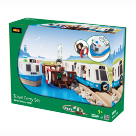 Brio 33725 Travel Ferry Set