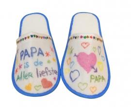 Slippers Versieren Pantoffels