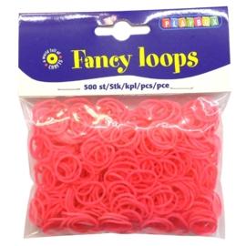 Loom Elastiekjes Roze