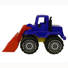 Rood/Blauwe Shovel