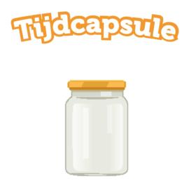 Werkblad Tijdcapsule