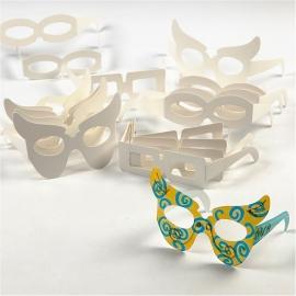 160 Kartonnen Brillen