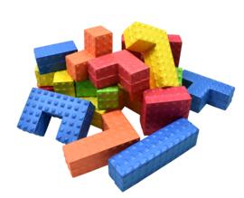 Senso Tetris Blokken