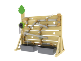 Outdoor Pomp Wand