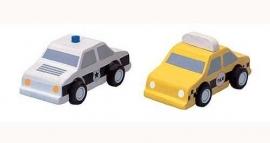 PlanCity Taxi en Politie