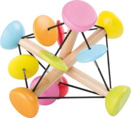 Draadjes en Gaatjes Bal | Wiebelen, Friemelen en Bijten