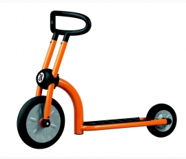 Oranje Step Ovaal Stuur