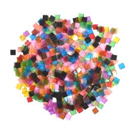 Transparante MozaiekSteentjes