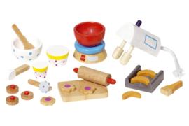 Poppenhuis Accessoires Keuken