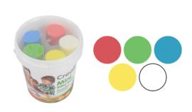 Creall SilkySoft  - Kleine Emmer, Basis Kleuren