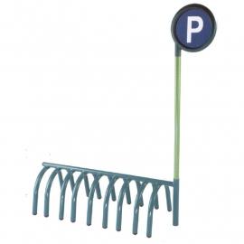 Fietsen ParkeerRek