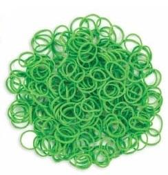 Loom Elastiekjes Groen