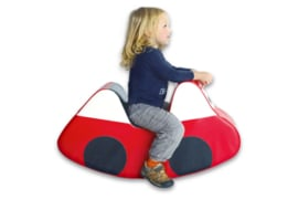 SoftPlay Hobbel Auto