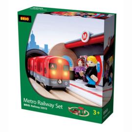 Brio 33513 Metro Station