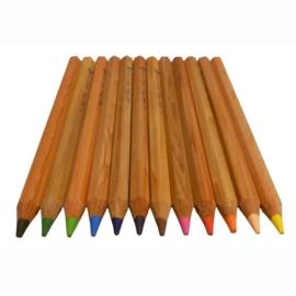 CreallMaxi Kleurpotloden Blank