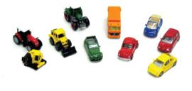 Set van 10 Siku Auto's