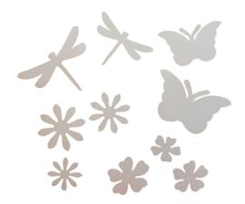 Bloemen & Vlinders