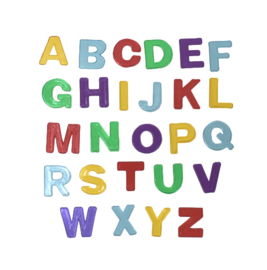 Transparante Letters