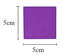 Platte Geo Vormen - 144 delig