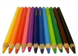 Voordeel Kleurpotloden