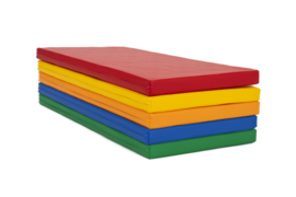 Softplay set 5 matrassen