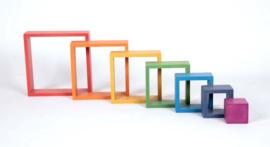 Regenboog Architect Vierkanten