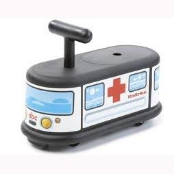La Cosa Tramtaxi Ziekenwagen