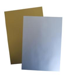 ZilverPapier / GoudPapier