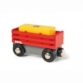 Brio Wagon met Lading