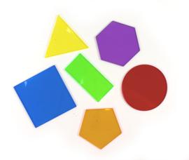Platte XL Geo Vormen