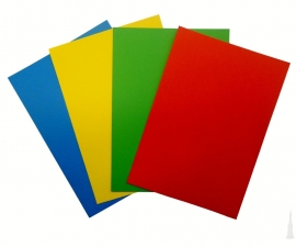 Gekleurd A4 Papier 120 Grams