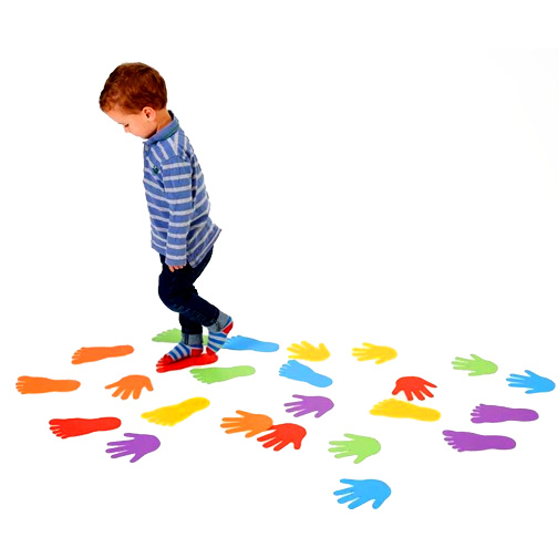 Handen en Voeten VloerSpel