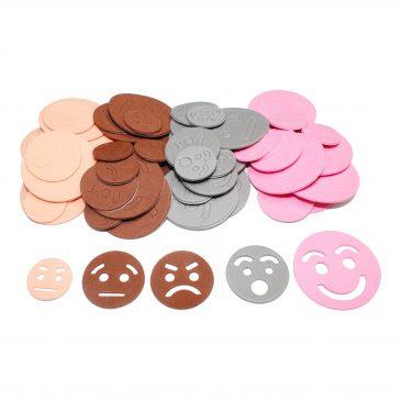 Emotie Stickers van Rubberfoam