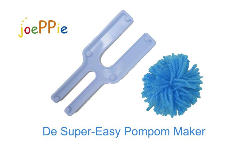Super Easy Pompom Maker