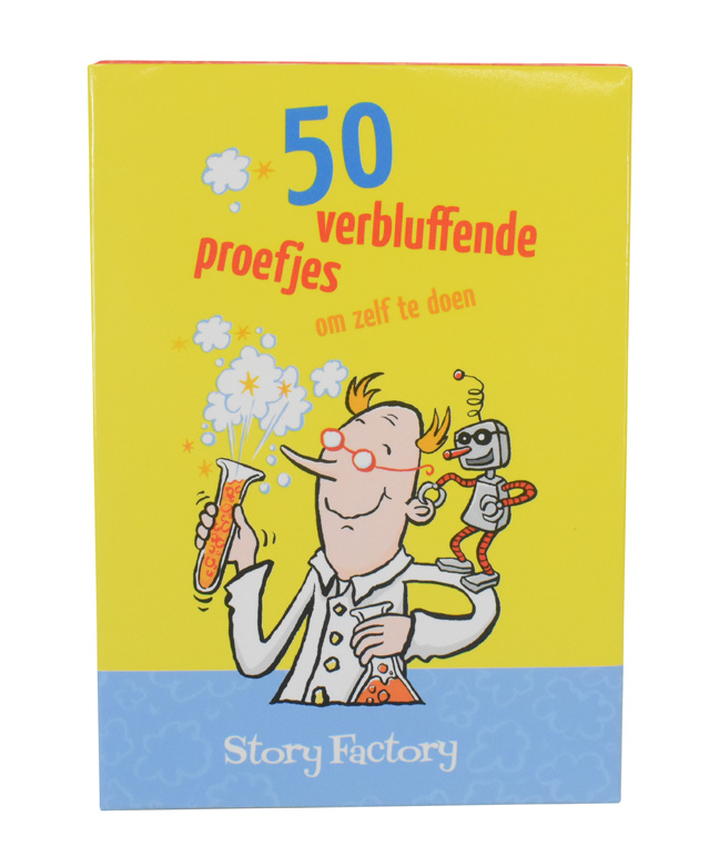 50 Verbluffende Proefjes
