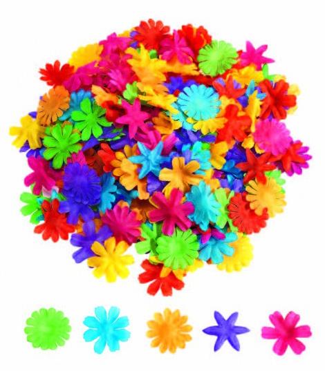 Stoffen Bloemen