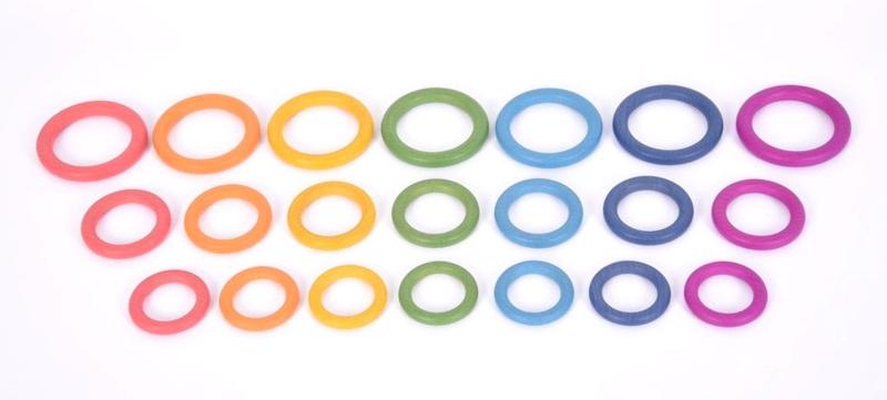 Regenboog Architect Ringen