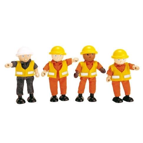 De Wegenbouwers
