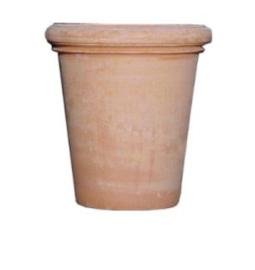 Pot Toscaans Alto Liscio 'Terra'