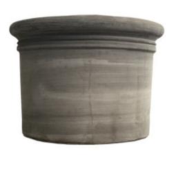 Pot Toscaans 'Tondo Grigio'