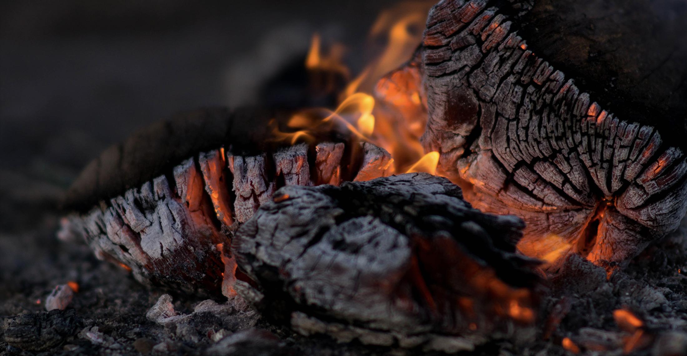 Vuur en vlam