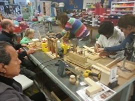 Inschrijven workshop KLUSSEN in huis voor beginners