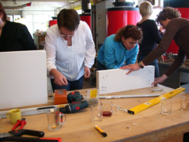 Workshop Klussen in huis voor beginners - Vervolg