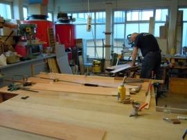 Inschrijven workshop  laminaat leggen