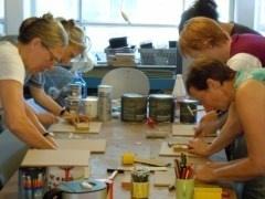 inschrijven workshop meubelmaken FLINKE STAPPEN
