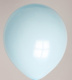 Ballonnen lichtblauw