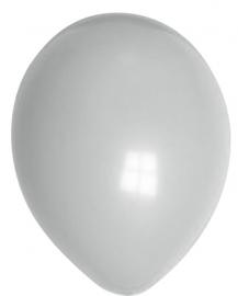 Ballonnen grijs verpakt per 100
