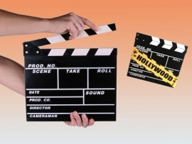 Film klapbord