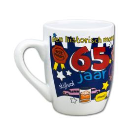 Beker-Mok 65 jaar